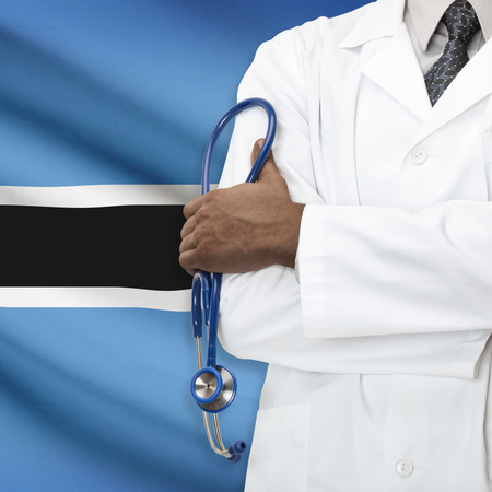 botswanan: Concept of national healthcare system series - Botswana