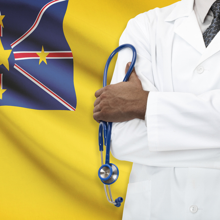 niue: Concept of national healthcare system series - Niue