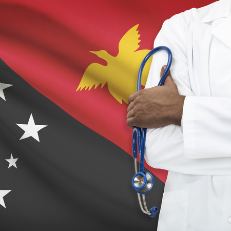 papua new guinea: Concept of national healthcare system series - Papua New Guinea