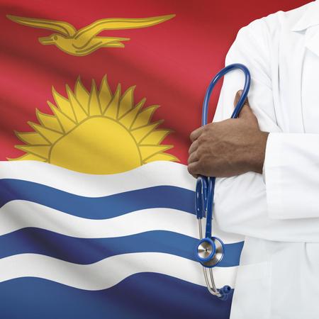 kiribati: Concept of national healthcare system series - Kiribati