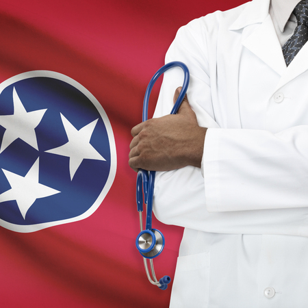 tennesse: Concept of national healthcare system series - Tennessee