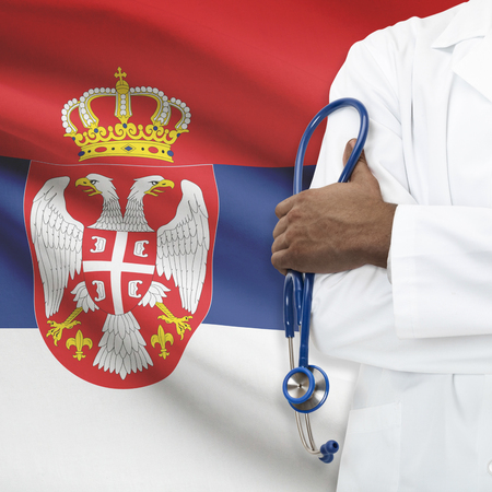 serbian: Concept of national healthcare system series - Serbia