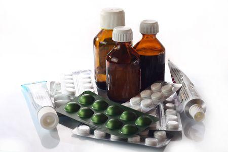 medicine Stock Photo - 3842497