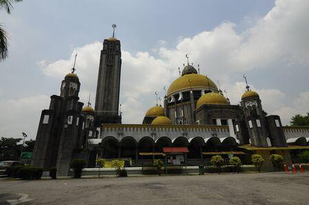 sultan: Sultan Sulaiman Mosque in Klang Stock Photo