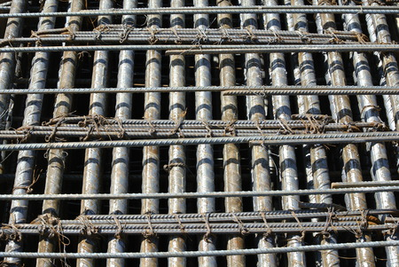 building structures: Reinforcement bar to be part of the building structures