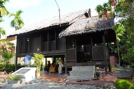 P. Ramlee House (museum) in Penang