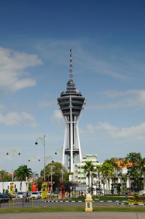 Menara Alor Setar of Alor Setar Tower in Kedah, Maleisië