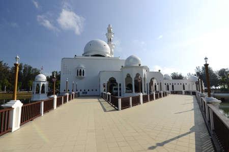 terengganu: Tengku Tengah Zaharah Mosque in Terengganu