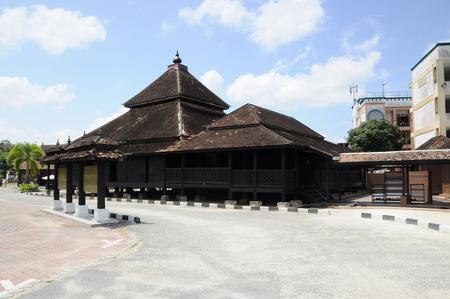 kelantan: Kampung Laut Mosque in Kelantan