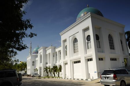 malai: Al Bukhari Mosque located at Mukim Alor Malai, Alor Setar, Kedah, Malaysia. This Mosque complex completed with others facilities such as hospital, hotels, commercial area and others.  Mosque design based on the design of mosques in Iran. Editorial