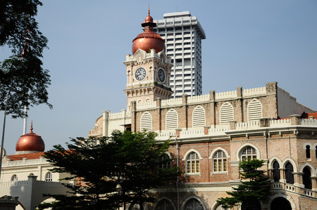 sultan: The Sultan Abdul Samad Building