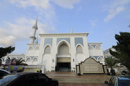 pahang: Sultan Ahmad 1 Mosque. The mosque was located at Kuantan, Pahang. It was the state mosque of Pahang, Malaysia.