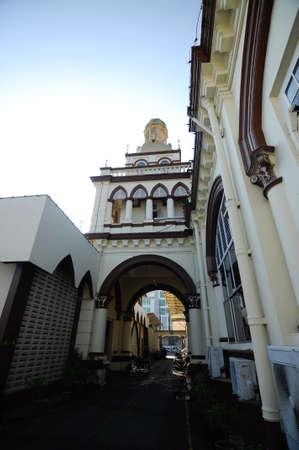 kelantan: The Muhammadi Mosque The Kelantan State Mosque in Kelantan Malaysia