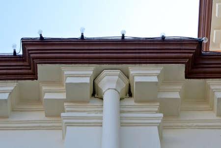 kelantan: Architectural detail at the Muhammadi Mosque The Kelantan State Mosque in Kelantan
