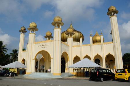 pahang: Sultan Mahmud Mosque in Kuala Lipis Pahang