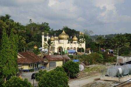 sultan: Sultan Mahmud Mosque in Kuala Lipis Pahang