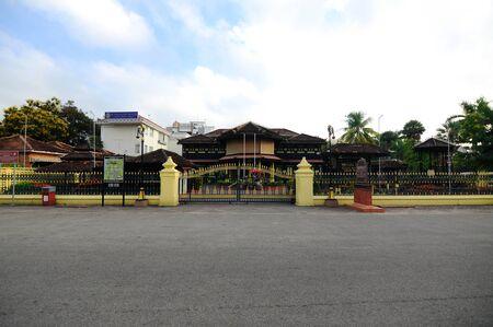 kelantan: Istana Jahar  Muzium Adat Istiadat Diraja Kelantan