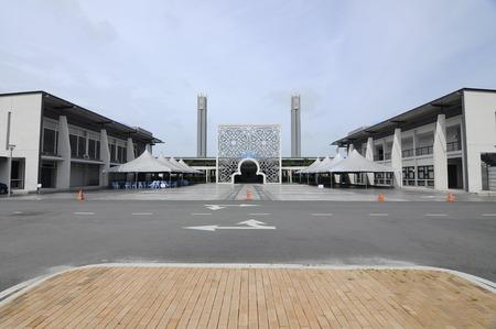 recite: Puncak Alam Mosque at Selangor Malaysia