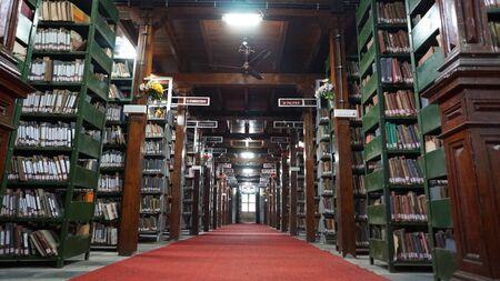 A room in Connemara Library chennai