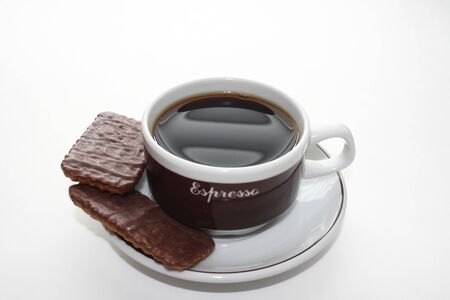 coffe and cookies