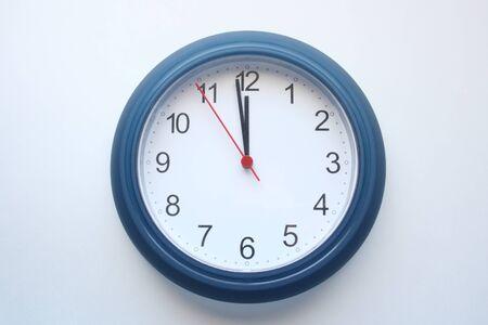 12 o clock: 12 o clock