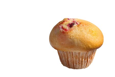 baked: home baked cranberry orange muffin