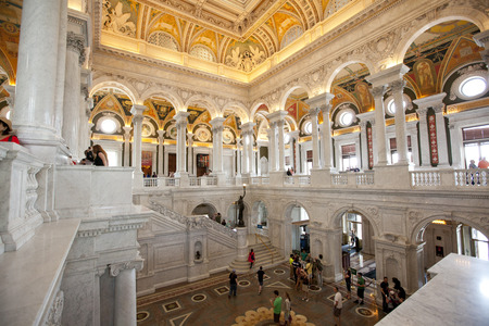 facto: may 23 The Library of Congress is the research library that officially serves the United States Congress, but which is the de facto national library of the United States. It is the oldest federal cultural institution in the United States. Editorial