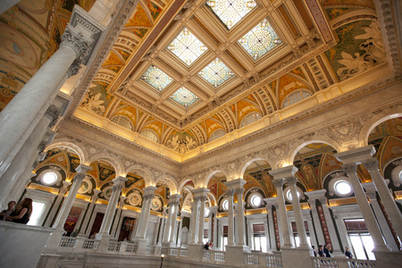 facto: The Library of Congress is the research library that officially serves the United States Congress, but which is the de facto national library of the United States. It is the oldest federal cultural institution in the United States.