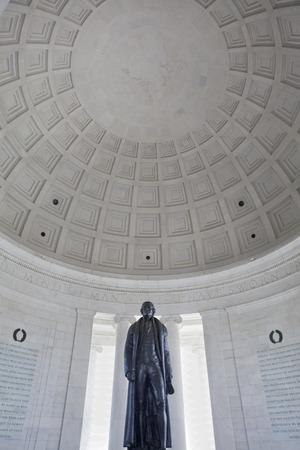 thomas: Thomas Jefferson memorial Washington DC