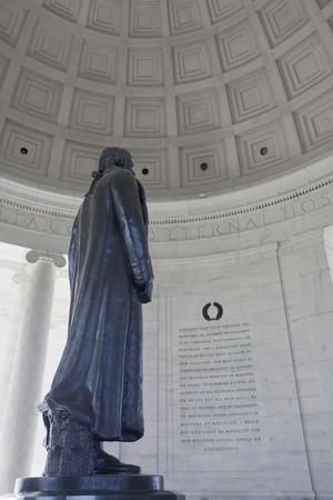 Thomas Jefferson memorial Washington DC