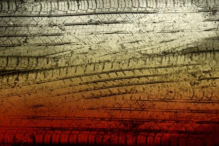 abstracte wiel trail achtergrond, zoete dromerige, soft focus