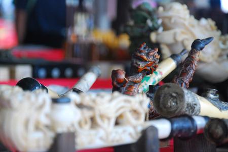 jade dragon souvenir