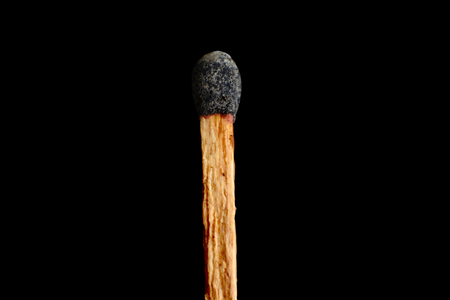 burning matches isolate, clipping path Stock fotó