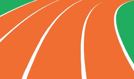 sport, running track line, track stadium Stock fotó