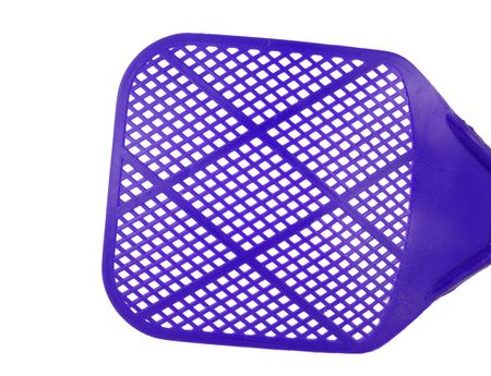 an image of a Purple Fly Swatter 스톡 콘텐츠