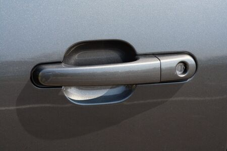 an image of a Car door handle