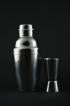 an image of a drink shaker set Stock Photo - 870851