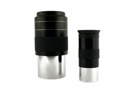 an image of some Telescope eyepieces 版權商用圖片 - 1067529