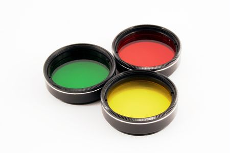 an image of Telescope color filters Imagens