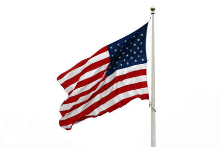 an image of the  American Flag Stock Photo - 1222579
