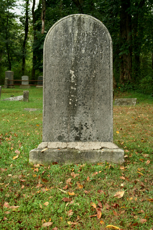 grave stone: Old Gravestone