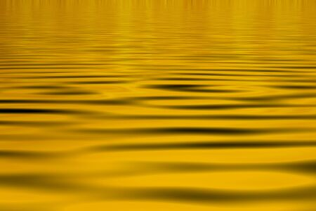 a Yellow water Background Stock Photo