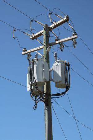 3 変圧器電柱