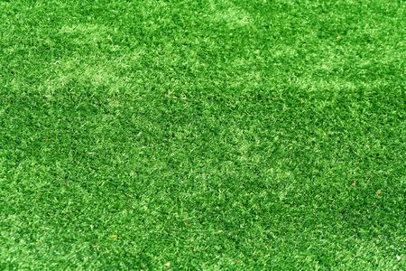 A green turf background