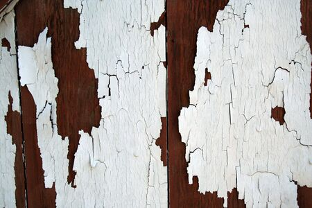 chipping: Chipping paint background