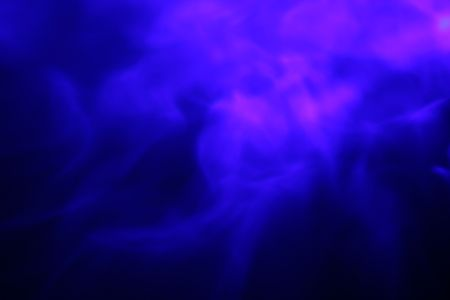 astral: Blue Nebulas Gas Cloud Stock Photo