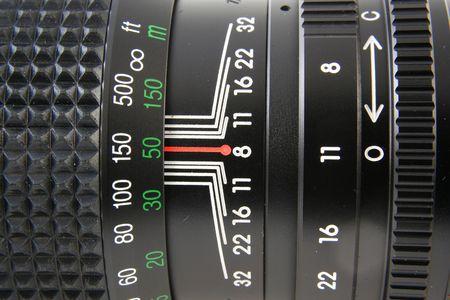 カメラのレンズ マクロ