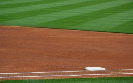 an image of first base