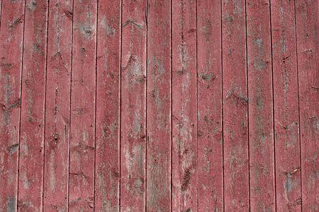 赤い納屋は木製の背景画像