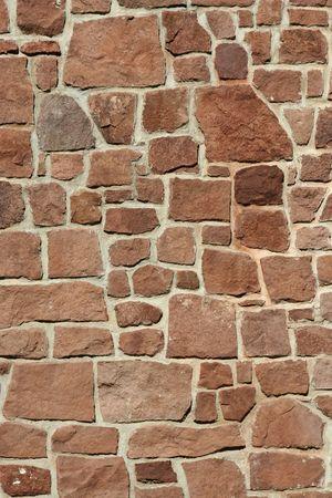 Un mur de pierre résumé texture de fond Banque d'images - 3677936